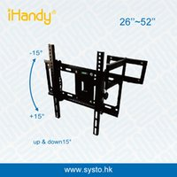 iHandy IH-CP401 NEW HOT UNIVERSAL TV inclinabile Montaggio a parete / TV Staffa TV LCD STAND PER SCHERMI 26'-52 '