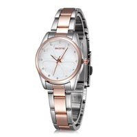 Wholesale Time Watch Love - Love the surface of the relief space-time SKONE temperament Diamond Ladies Watch Movement luminous strip crown on behalf of watches for mens