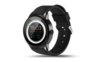 DI01 Smartwatch 1GB / 16GB Android 5.1 MTK6580 Monitoraggio della frequenza cardiaca 3G Wifi GPS SIM Card Camera Business Smart Watch