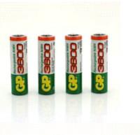 Wholesale Rechargeable Batteries Aa Gp - 2pcs lot original GP aa rechargeable battery 3600mah   gp 3600     rechargeable battery gp batteries 1.2V Ni-MH + Free shipping