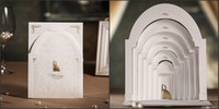 ücretsiz yazdırılabilir dantel davetiyeleri toptan satış-Yeni ücretsiz kargo lazer kesim 2015 düğün davetiyeleri kartları kale içinde seviyorum armut beyaz boş kağıt içinde Kişiselleştirilmiş Özelleştirilmiş düz kart
