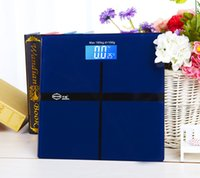 Wholesale Digital Weight Meter - Wholesale-Free shipping electronic precision scales electronic weighing body scale weight weighing meter weight loss called health scale