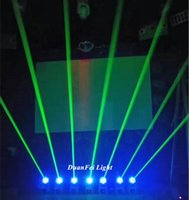 All'ingrosso- DunFly DuanFei Light 4 pezzi Led 4 in 1 Stage Light 10w Disco Laser DJ KTV Wash Home 6 led testa mobile