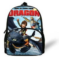1b9d1e179a3c 12inch Mochila Infantil Children School Bags How To Train Your Dragon  Cartoon Backpack Toothless For Boys Kids Backpack Night Fury Print