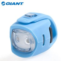 Wholesale Giant Bicycle Lights - GIANT Bike Bicycle Cycle Safe Rear Light Flash Tail Warning Led Light Waterproof 2 Modes Steady Flashing Numen Mini 2 (6 Color)