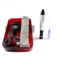 Wholesale professional dr - 2017 A1-C Dr. Pen Hot Sale Professional Dr.Pen For Skin Care Dermapen electric derma pen micro needle dermapen electric dermapen for