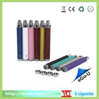Wholesale Ego U Variable Voltage - Ego U Variable voltage E Cigarette ego u 650mah 900mah 1100mah rechargable Ego Battery ego u
