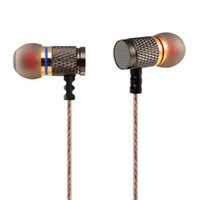 Wholesale Dj Ear - AB14047 KZ EDR1 3.5mm In-ear Earphone Fone De Ouvido for DJ Sound Music MobilePhone Computer MP3 Stunning Bass Headphones