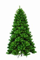 Wholesale Pvc Christmas Decorations - xmas decorations 180cm PVC festival & party artificial colorful decorations Xmas tree decorative color green christmas trees