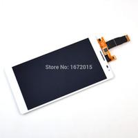 ingrosso huawei ascende il digitalizzatore-All'ingrosso-bianco per Huawei Ascend Mate MT1-U06 display LCD + Touch Screen con sostituzione Assembly Digitizer, spedizione gratuita !!!