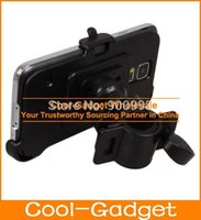 Wholesale Wholesale Galaxy Galaxys5 - Wholesale-Bike Bicycle Cycle Handlebar Mount Cradle Holder for Samsung Galaxy S5 G900 GalaxyS5 100pcs lot I9600C75