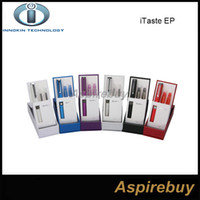 Wholesale Itaste Pen Style - 100% Original Innokin iTaste EP Kit itaste EP Starter Kit iTaste EP Battery 700mAh with iClear 12 Clearomizer Vaporizer Pen Style Kit