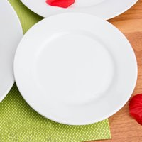Piece Dinnerware Set Service for Dinner Plate Set Winter Frost White : ceramic dinnerware nz - Pezcame.Com