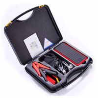 Multi-fonction 12000mAh 12V Auto voiture batterie Jump Starter Emergency Portable Engine Booster Power Bank pour essence diesel voiture 800846