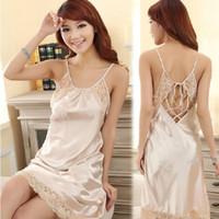 Where to Buy Short Sleeve Silk Pajamas Women Online? Buy Short ...