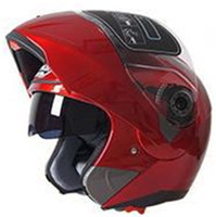 Wholesale Red Flip Up Helmet - Safe Flip Up Motorcycle Helmet With Inner Sun Visor Everybody Affordable JIEKAI-150 Motorcycle Helmets BLACK,MATT BLACK, RED,WHITE,YELLOW