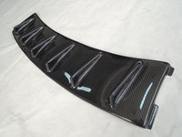 Wholesale FOR CARBON FIBER IMPREZA GD WRX STI ROOF SPOILER VORTEX GENERATOR