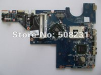 Wholesale G56 Motherboard - Wholesale-Free shipping DAAX3MB16A1 623909-001 for HP G56 Compaq CQ56 System board (motherboard) - UMA architecture, GL40 chipset