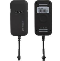 mini gsm gprs gps sms оптовых-Самый дешевый Mini Quad Band Автомобильный GPS Tracker GT02A с Google Link GSM / SMS / GPRS Отслеживание в реальном времени бесплатная доставка