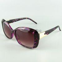 Wholesale Wholesale Sunglasses Italy - 2017 New Vintage Sunglasses Luxurious Design Italy Brand Eyeglasses Fashion Leopard Colors Sun Glasses For Women