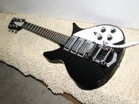 Wholesale Rick Electric - Black 3 Pickups 325 330 RICK Electric Guitar Wholesale High Cheap Electric Guitars