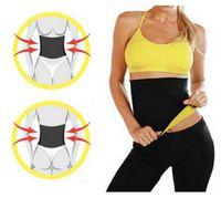 Wholesale Slimming Corset Body Shapers - Hot Shapers Neoprene Slimming Waist Belts Cinchers Body Shaper Slimming Waist Training Corsets