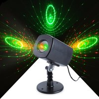 Wholesale Stage Laser Star Projector - Christmas Decoration Red Green Galaxy Dynamic Lighting Landscape Laser Projector Light Waterproof Star Projector Show for Garden Party