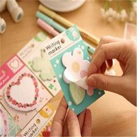 st post - TS Designer Reliable Good Cupcake Style Sticker Index Tab Memo Sticky Notes Post It Memo Pads ST JIA118