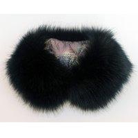 Wholesale Rabbit Fox Scarf - Wholesale-New Fashion 2015 Winter Ladie's Scarf Faux Rabbit Fox Fur Collar Women Fur Shawl Scarves
