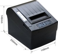 Wholesale GS A high speed thermal printer mm auto cutter with FCC CB CE Certificate Thermal Receipt Printer Good Quality