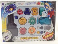 Beyblade Arena Spinning Top Metal Fight Beyblad Metal Fusion Children Gifts Toys 4D Launcher Grip Set Бесплатная доставка