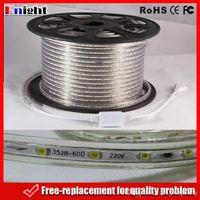 Wholesale led waterproof reel lights - 220v led strip light,led strip 3528 home decoration light,SMD3528 strips light waterproof 60leds m 100m reel