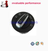 Wholesale Vw Cc Fog - Volkswagen Auto Headlight Switch Fog head light Knob Switch for VW Tiguan Golf MK6 VI Jetta MK5 V 6 Passat B6 B7 CC,5ND 941 431B