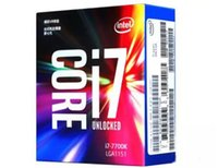 Originale per processore Intel Core i7 7700K 4.20 GHz / 8 MB Cache / Quad Core / Socket LGA 1151 / Quad Core / Desktop I7-7700K CPU Alta qualità