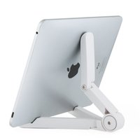 Wholesale Universal Portable Fold up Stand Holder for quot quot quot quot tablet pc iPad Mini Kindle Fire C1598