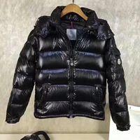 Wholesale Woman Winter Coat Dark Blue - Best selling Men Women Casual Down Jacket Down Coats Mens Outdoor Warm Feather dress man Winter Coat outwear jackets