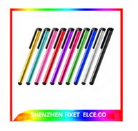 Wholesale Stylus Pen Pc - Universal Touch Screen Stylus Pen for iPad iPhone Samsung HTC , All Mobile Phones , Android Tablet PC
