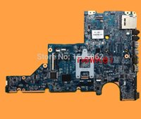 Wholesale G62 Mainboard - Wholesale-Free shiping Laptop motherboard for HP Compaq CQ62 G62 CQ42 G42 mainboard 592809-001 DA0AX2MB6E1 REV: E 100% TESTED !!!