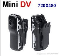 Wholesale Mini DV DVR Sports Video Camera Spy Cam MD80 DC x480 Helmet Camera Action Camcorder Whole Set