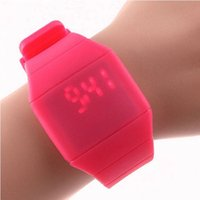 Cheap Casual Led Touch Screen Watch Best Unisex Auto Date Christmas gift