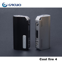 Wholesale Electronic Cigarette Innokin - Original Innokin Cool Fire 4 Variable Wattage Starter Kit Cool Fire 4 Electronic Cigarettes Kits Cool Fire 4 ecigarette