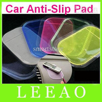 Wholesale Silicone Magic Mat - 50pcs  Lot # Non-Slip Silicone Pad Non Slip Powerful Silica Gel Magic Sticky Pad Anti-Slip Mat for Cell Mobile Phone Plasty mp3 mp4 Car