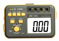 Wholesale Ground Resistance - Victory digital ground resistance tester VC4105A VICTOR4105A