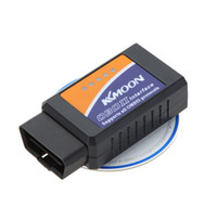 Wholesale Interface Tracking - Universal Vehicle Diagnostic Tool OBD OBD2 OBD-II V2.1 Bluetooth Car Interface Scanner Works On Android order<$18no track