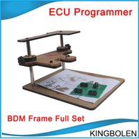 Wholesale full bdm adapters for sale - Hot Selling DM100 Frame With Full Adapters BDM Frame fit for original FG tech For BDM100 Programmer CMD DHL