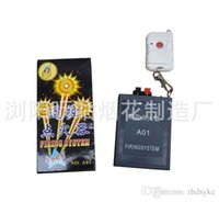 Wholesale Remote Control Firing Device - fireworks device system firing system 1 set free shippiing wireless Remote Control factory wholesale price