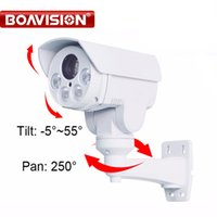 Wholesale Pal Definition - High Definition AHD PTZ Camera 1080P 2.0MP 4X Zoom Lens IR 30M Pan Tilt Rotation Outdoor Bullet CCTV Cameras,Middle Speed