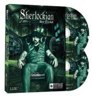 Wholesale Sherlockian DVD Set by Ben Cardall and Titanas Magic magic teaching video children s magic fast delivery send via email