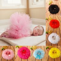 Wholesale Toddlers Fluffy Tutu - 2015 NEW ARRIVAL baby girl toddler pettiskirt tutu skirt shorts short pants Fluffy Chiffon diaper covers Bloomers bowknot pink costumes 6