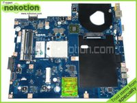 Atacado-MB.N6702.001 motherboard laptop para ACER 5532 série 5517 série LA-5481P Mother Board AMD M780G DDR2